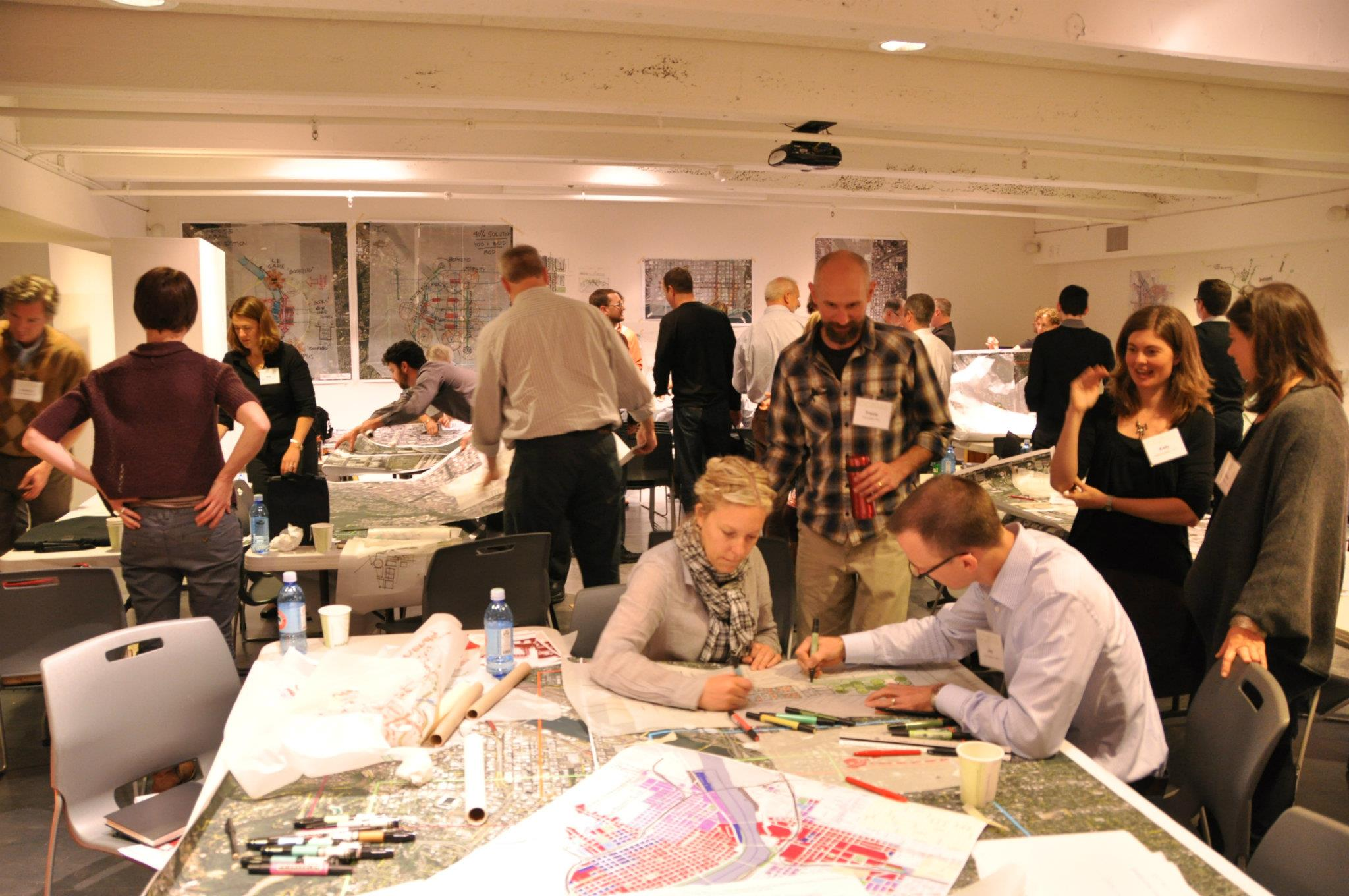 Central city 2035 urban design charrette - Charrette dessin ...